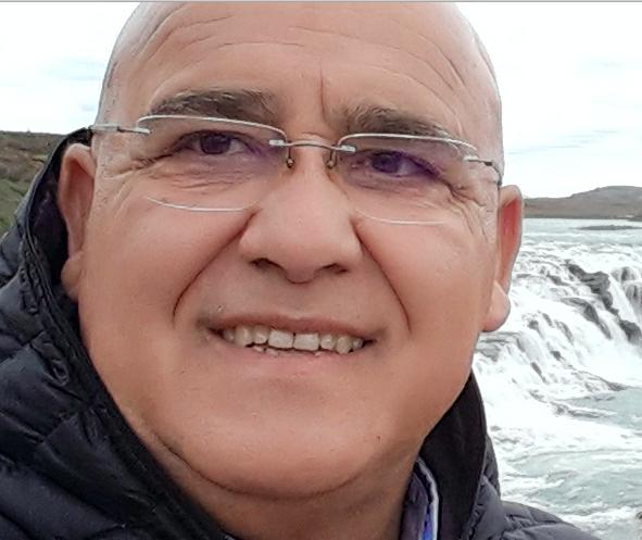 Tony del Valle se incorpora a MJD Magazin como cronista deportivo