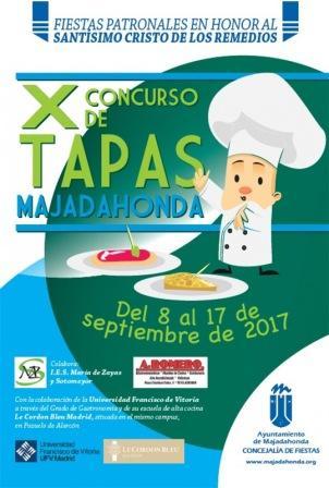 Apretada final del X Concurso de Tapas de Majadahonda 2017: los degustadores recomiendan