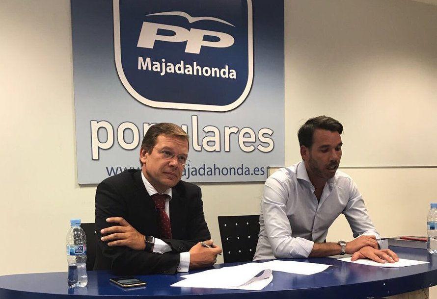 """Fotografías: PP Majadahonda pone en marcha los """"Encuentros sobre Acción Municipal"""""""