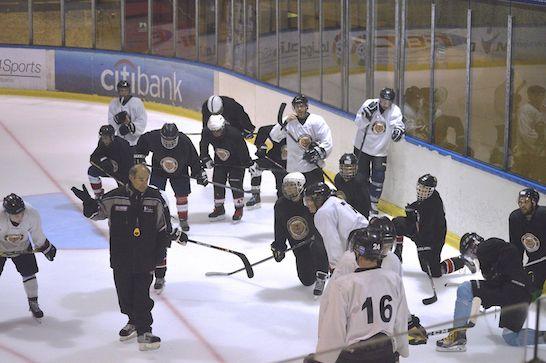 Hockey Hielo: Fin de semana de estreno con 3 partidos de la élite del SAD Majadahonda