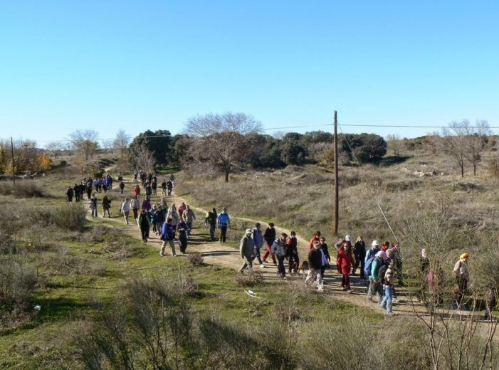 """Amigos de los Caminos Majadahonda """"vuelve al cole"""" con su tradicional Ruta a Madrid"""