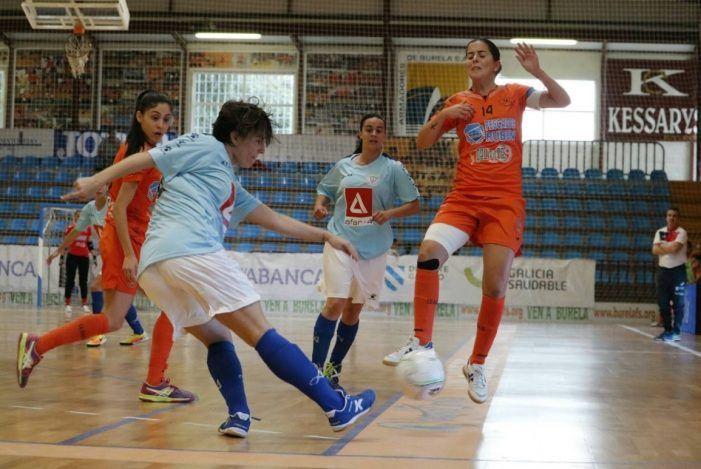 """Fútbol Sala Femenino: jornada """"negra"""" en el arranque de los dos equipos de Majadahonda en 1ª y 2ª"""