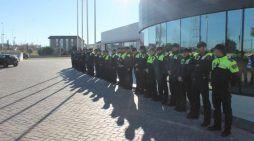 """La Policía de Majadahonda agradece las """"numerosísimas"""" muestras de cariño y solidaridad"""