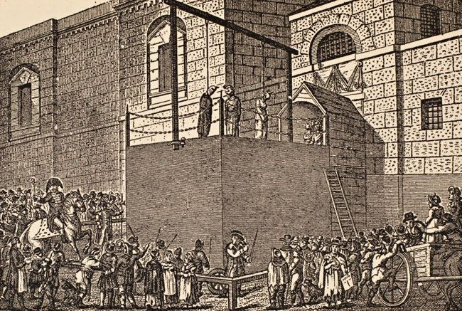 Lecturas desde Majadahonda (Historia de la Crueldad): la moral para amputar una mano y la pena de muerte