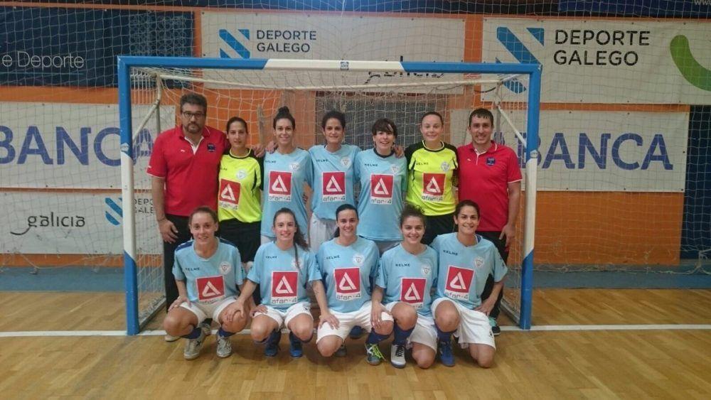 Fútbol sala femenino: Majadahonda golea al Guadalcacín de Jerez (4-1) y empata con el Mora de Toledo (1-1)