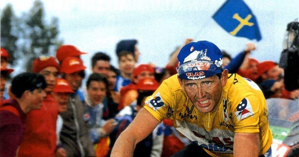 Naranco 93′: La épica del ciclismo en Majadahonda con la hazaña del mítico Tony Rominger
