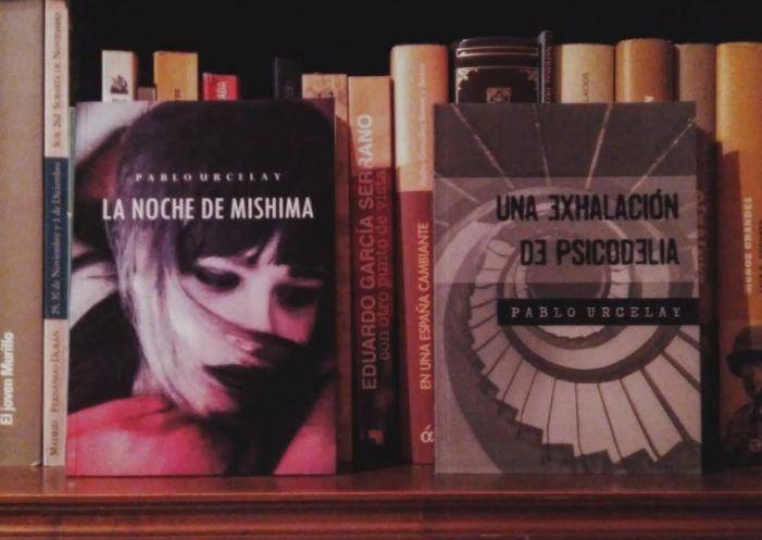 """Pablo Urcelay publica en Majadahonda su obra literaria """"desprovista de populismos"""""""
