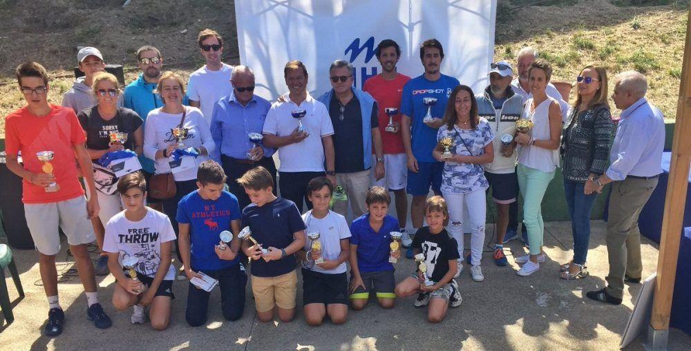 Protagonistas Deporte Majadahonda: Alberto Tallón (Gimnasia), fútbol, tenis, waterpolo y pádel