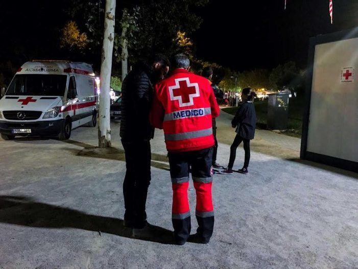 "Cruz Roja Majadahonda atendió 93 ""emergencias"" en las Fiestas 2017"