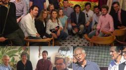 Majadahonda reacciona a Cataluña: Foxá, Pont (PP), Borrell y Piñana (PSOE), Rubio (Cs) y Podemos