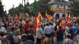 """Encuesta: Independentista catalana de Majadahonda dice que la manifestación fue de personas de """"50 y 70 años"""""""