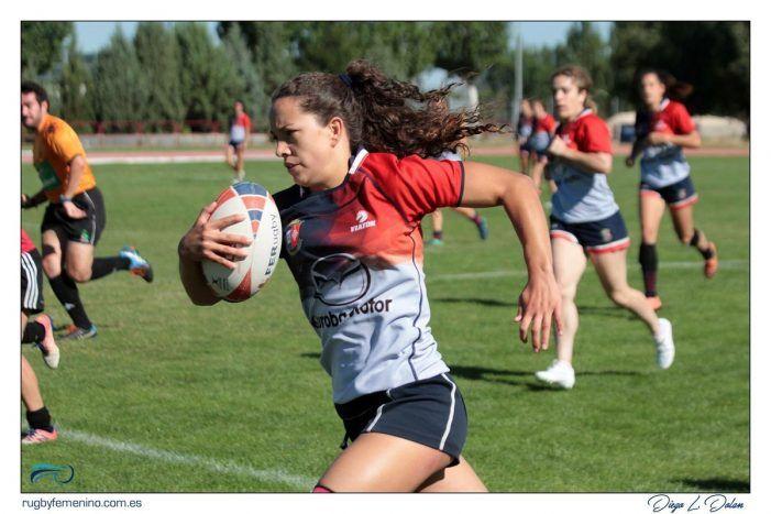 Rugby femenino: CR Majadahonda presenta su alternativa ante el Getxo (65-0) con María García anotadora de la liga