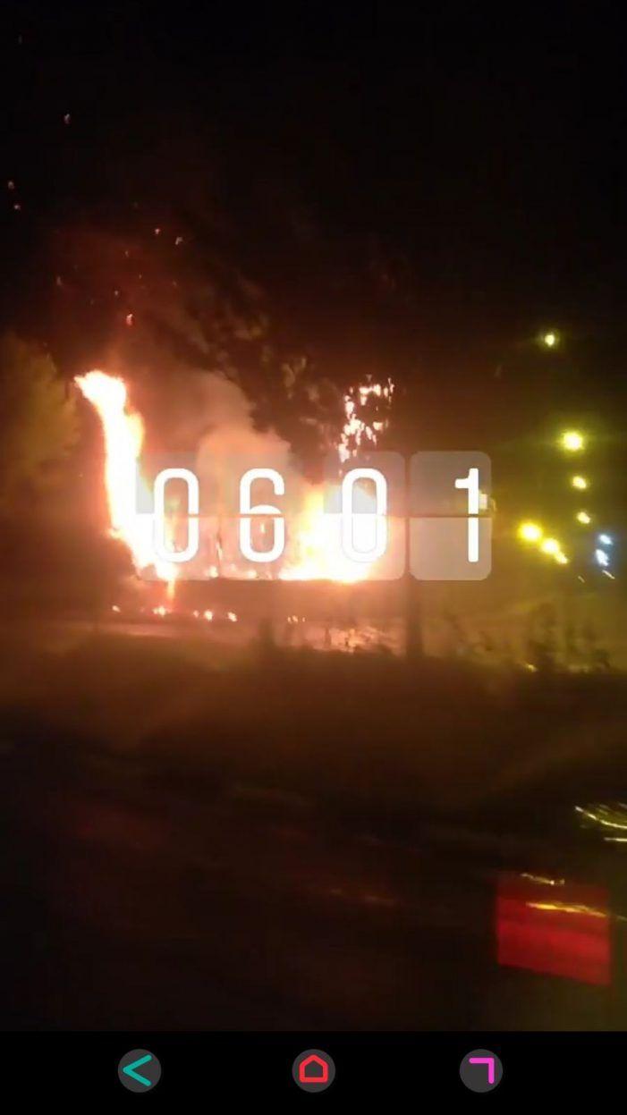 El Ayuntamiento desvincula varios incendios intencionados en Majadahonda de los sucesos de Cataluña