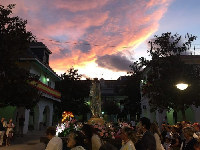 """""""Fiesta de las Viejas"""" de Majadahonda 2017: tradición y actualidad de una celebración histórica"""