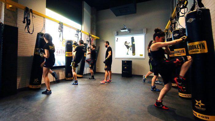 Brooklyn Fitboxing inaugura un nuevo local tras su paso por Majadahonda: artes marciales como deporte