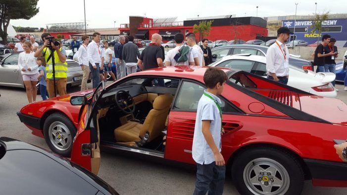 """Los """"deportivos"""" solidarios de """"Cars for Similes"""" recaudan 8.000 euros para Puerta de Hierro Majadahonda"""