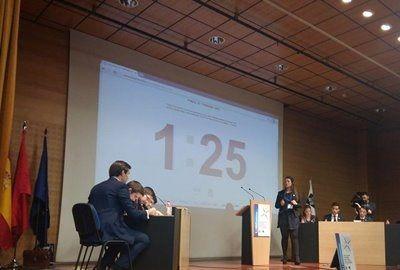 Majadahonda defiende su liderato en el VI Torneo de Debate Escolar de la Universidad Francisco de Vitoria