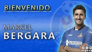 Markel Bergara (Getafe), otro futbolista que elige Majadahonda para vivir