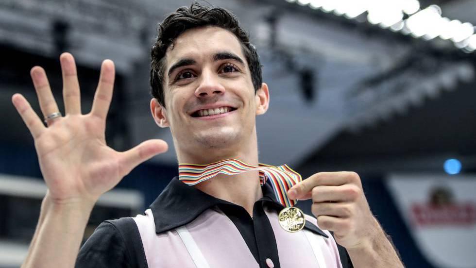 Patinaje sobre hielo: la prensa internacional proporciona 5 claves para entender al campeón Javier Fernández (Majadahonda)