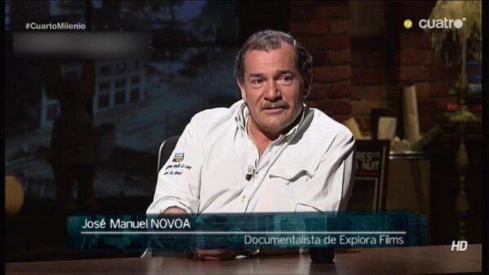 Noticias sobre Cuarto Milenio - Majadahonda Magazin
