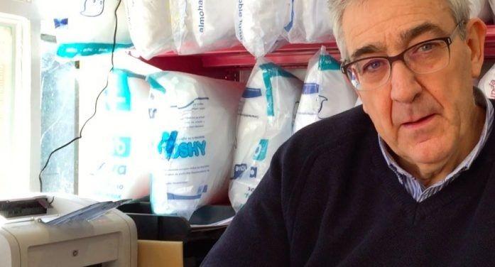 """Los consejos de Fernando Romero (Majadahonda): """"Es un error meter edredones o mantas en la lavadora"""""""