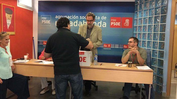 Franco gana también en Majadahonda y se proclama nuevo líder de los socialistas madrileños