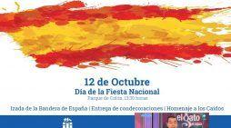 """El Ayuntamiento de Majadahonda espera una asistencia """"masiva"""" en el homenaje a la bandera"""