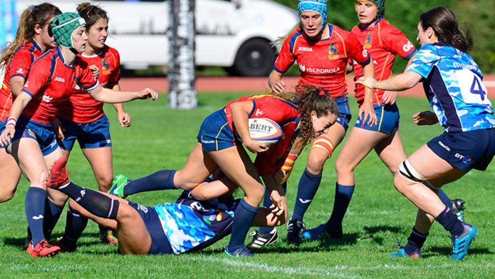 Rugby Femenino: Majadahonda atrae a la prensa deportiva global con el España-Escocia (5-24)