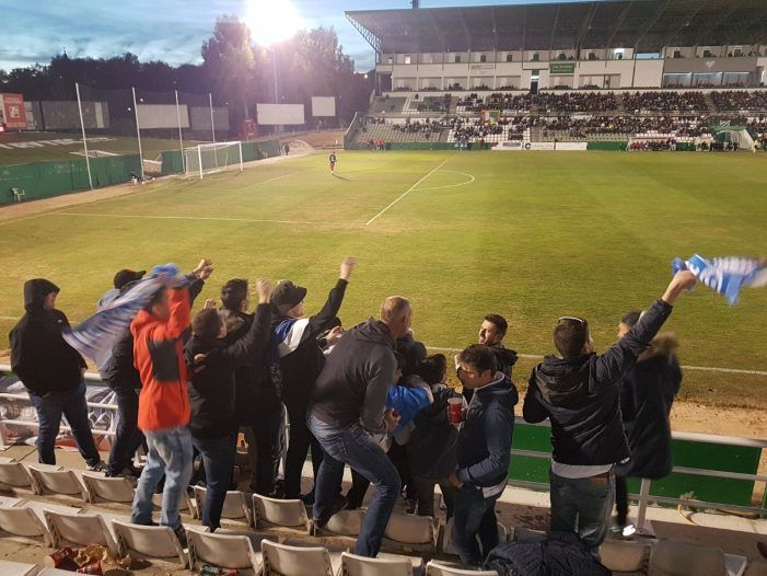 "Rayo Majadahonda da un ""salto del caballo"" en Toledo (1-2) y se aupa 3º"