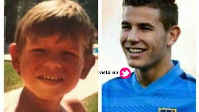 """Theo y Lucas: un """"derbi"""" marcado por 2 hermanos a los que su padre futbolista abandonó"""