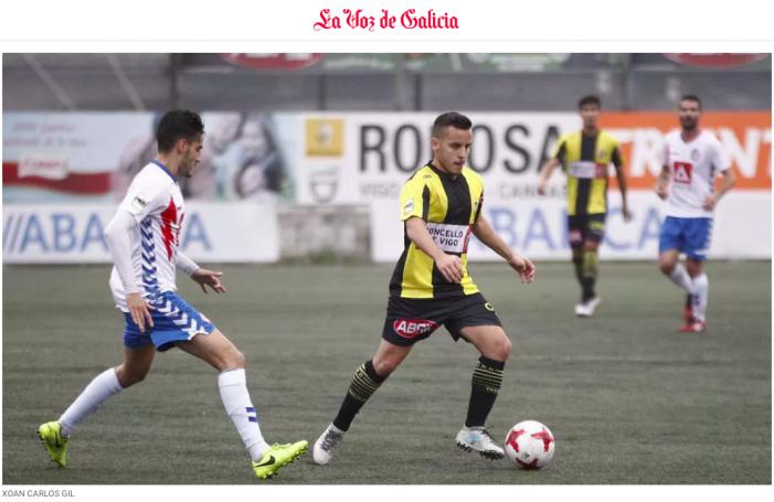 """Rayo Majadahonda estuvo lento en Vigo contra el Rápido de Bouzas pero no se baja del """"play off"""""""