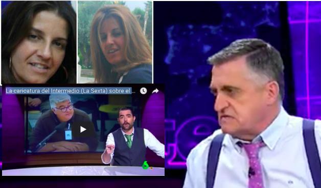 """Un ex concejal de Gurtel Majadahonda se queja de """"cornudo y apaleado"""" y """"El Intermedio"""" lo caricaturiza"""