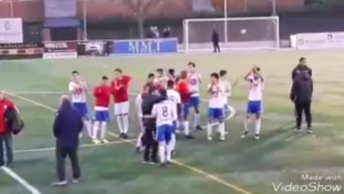 Fútbol División de Honor Juvenil: Rayo Majadahonda se rehace y fulmina al Peña León (3-1)