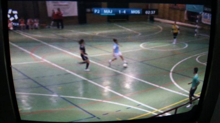 Fútbol Sala Femenino: reacciones de euforia en Móstoles y decepción con el Majadahonda tras el derby televisado
