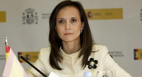 La ex ministra y registradora de Majadahonda Beatriz Corredor gana a un notario una hipoteca