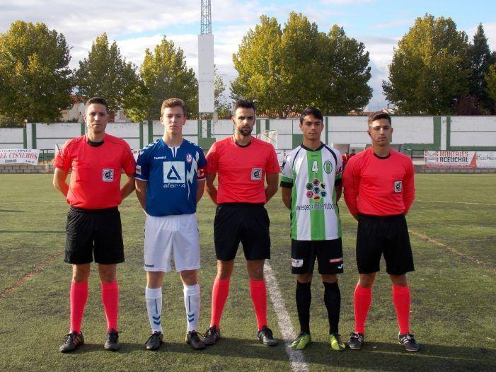 Fútbol División de Honor: Rayo Majadahonda juvenil se trae una almendra de Extremadura (1-1)