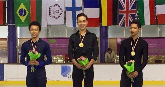 Protagonistas Deporte Majadahonda: baloncesto, patinaje sobre hielo, fútbol americano, hockey patines, waterpolo, fútbol y atletismo