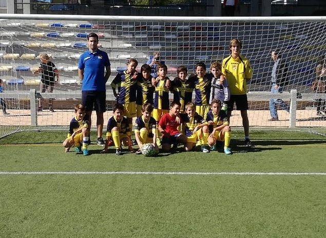Fútbol base: Puerta de Madrid (Majadahonda) se impone al Real de Manzanares (5-1)