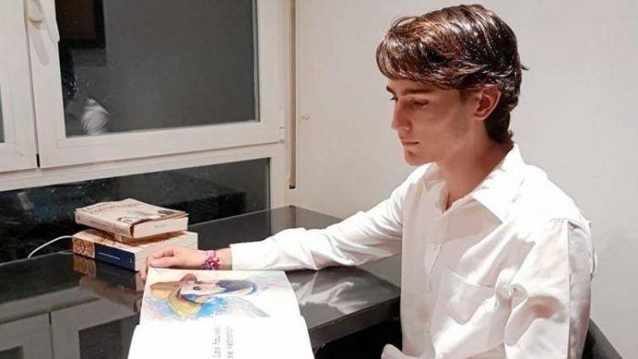 Un estudiante del Colegio Reparadoras Majadahonda opta a una beca de 6.000 € por su nota de 9,738