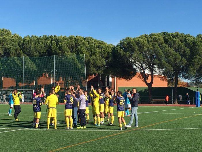 Fútbol base: fin de semana de duelos en el Puerta de Madrid (Majadahonda)