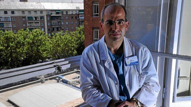 Salud Majadahonda: tumor cerebral y neumonía retroceden por el Dr. Rodríguez-Boto y Neumología