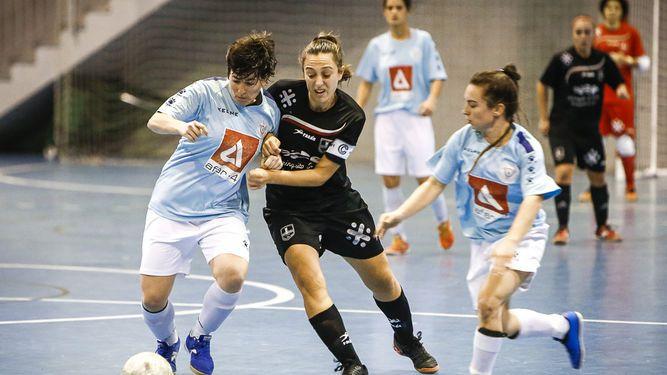 Fútbol Sala Femenino: Majadahonda remonta el vuelo y se trae 6 puntos de Cádiz y Guadalajara