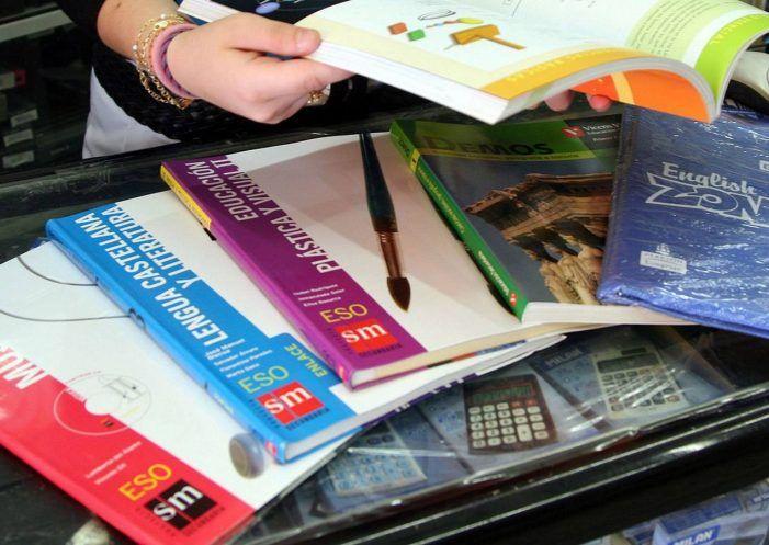 Los estudiantes de Majadahonda tendrán libros de texto gratis por préstamo el curso 2018-19
