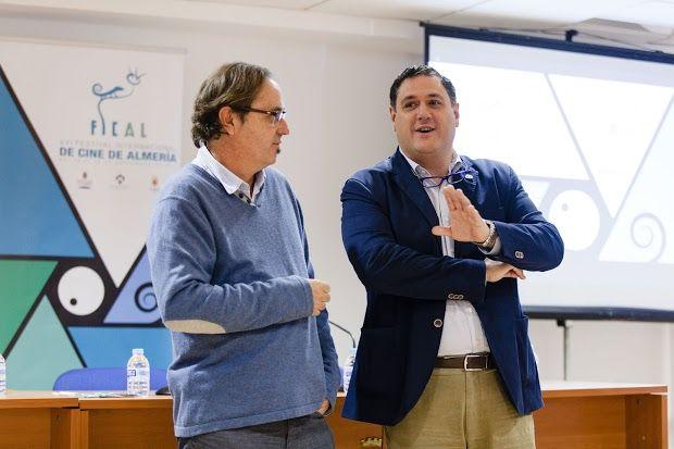 """La prensa destaca a Bill Viola como """"el Picasso del videoarte"""" en el taller de Federico Utrera en Almería 2017"""