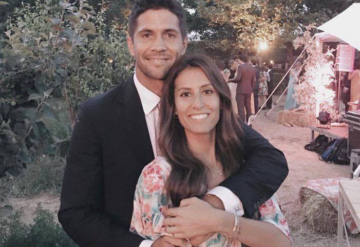 La boda de Ana Boyer y el tenista Fernando Verdasco pone a Majadahonda en todas las revistas del corazón