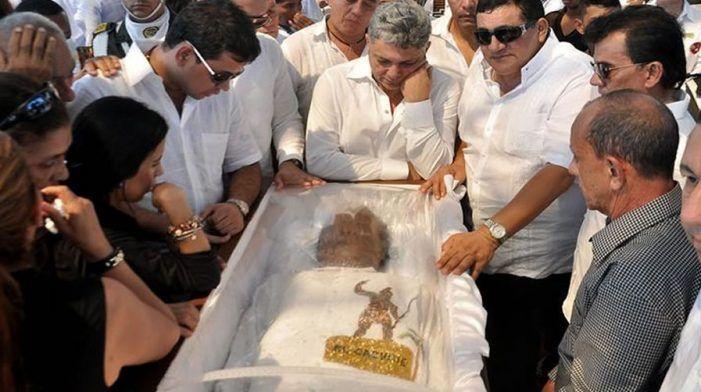"""La funeraria de Majadahonda """"Memora"""" ofrece entre sus """"servicios"""" un entierro con """"Ecce Homo"""""""