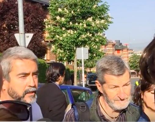 """Podemos """"asciende"""" al militar Julio Rodríguez desde Majadahonda como candidato a secretario general en Madrid capital"""