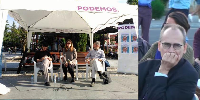 La victoria del general Julio Rodríguez en Podemos Madrid deja el campo libre en Majadahonda a Alberto Moreno