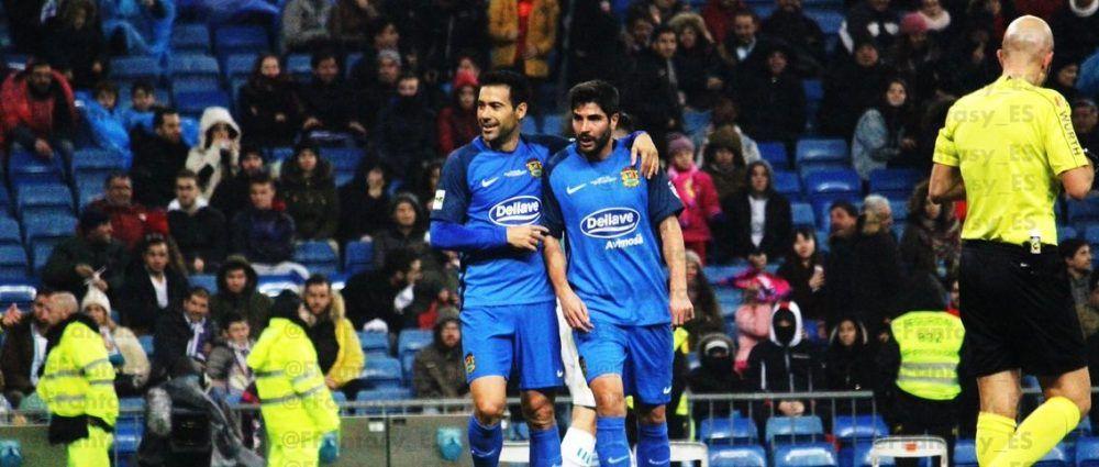 Futbolistas de Majadahonda protagonizan la Copa antes del derby con Fuenlabrada