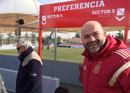 "El entrenador Eduardo Valcárcel citado como testigo por el saqueo de Villar (""caso Haití"")"
